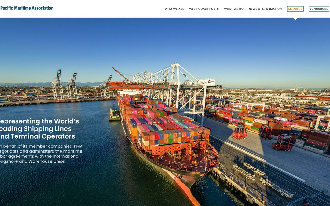 Pacific Maritime Association